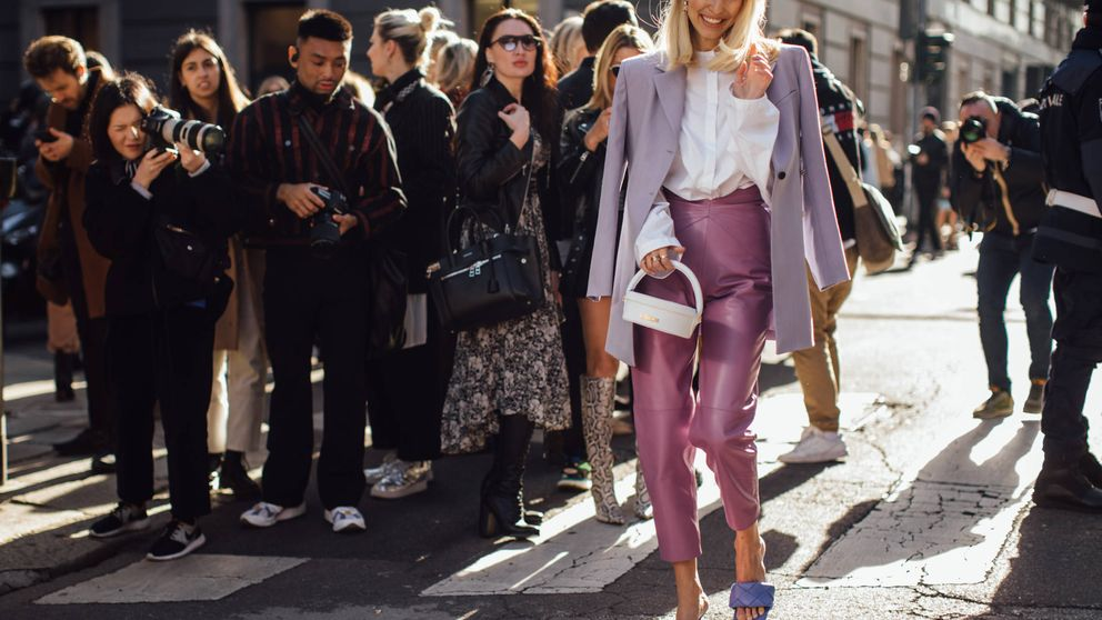 5 trucos para incluir el lila en tus looks y parecer una estilista profesional