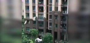 Post de Milagro en China: un niño de 3 años, ileso tras caer desde un sexto piso