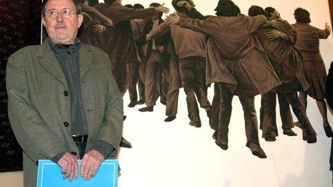 Muere Juan Genovés, el pintor de las multitudes y autor de 'El abrazo'