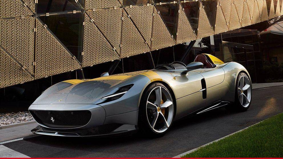 'Proyecto Icona': así son los exclusivos superdeportivos que prepara Ferrari