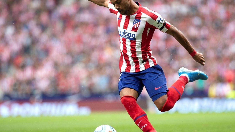 Cómo un iluminado Lodi se quitó un peso de encima en la victoria del Atlético de Madrid