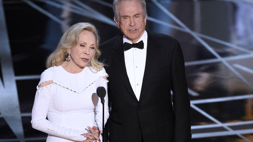 El error de Warren Beatty al anunciar la mejor película