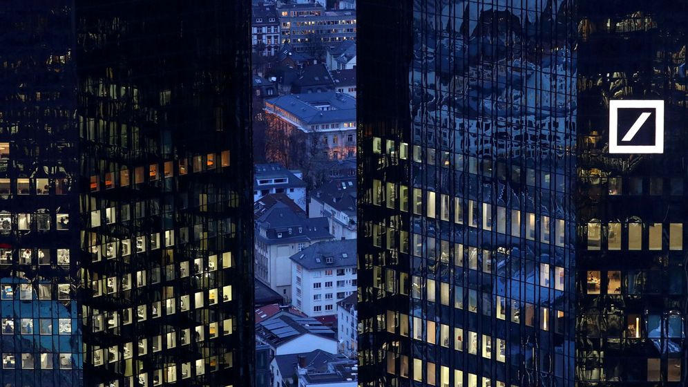 Foto: Sede de Deutsche Bank en Alemania. (Reuters)