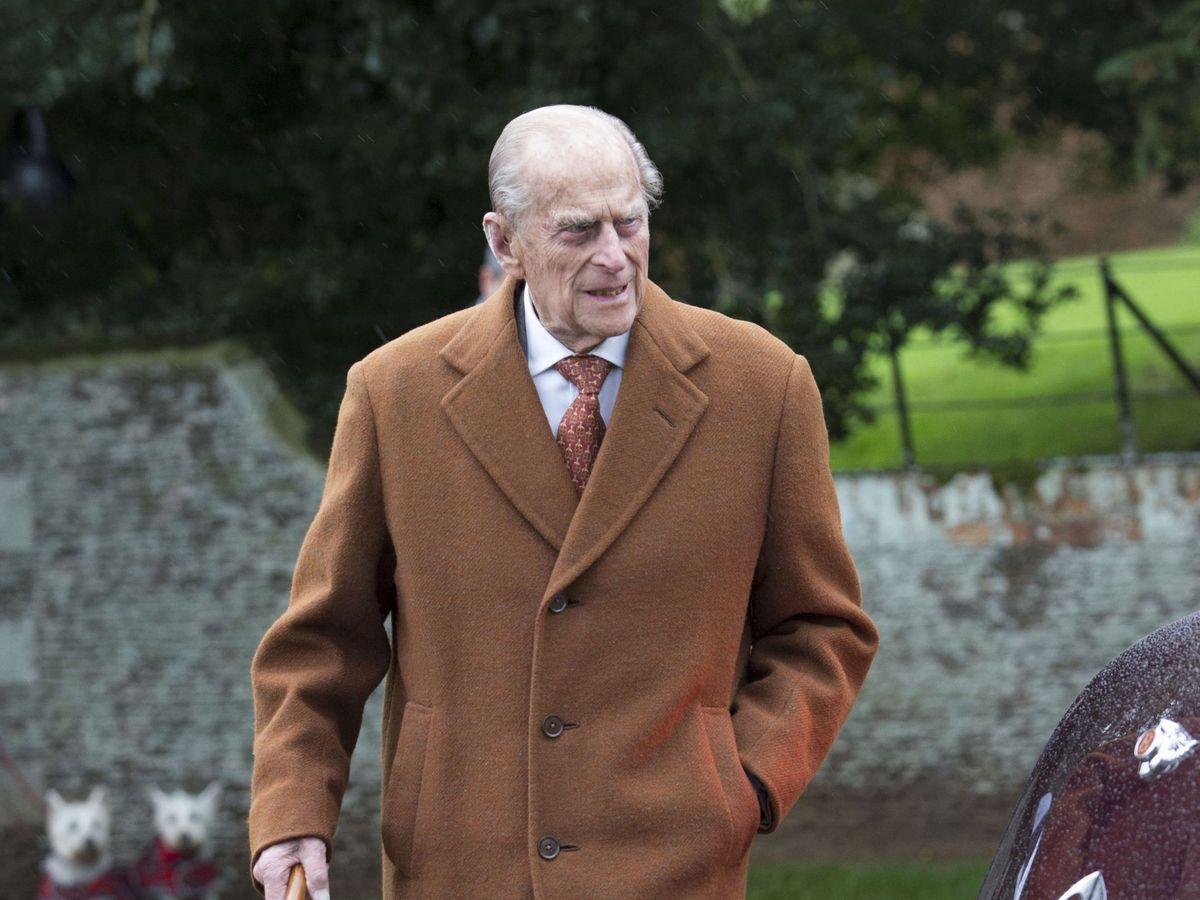 Foto: El duque de Edimburgo en una imagen de archivo. (EFE)