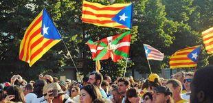Post de El desafío soberanista catalán incrementa el rechazo a la independencia en el País Vasco