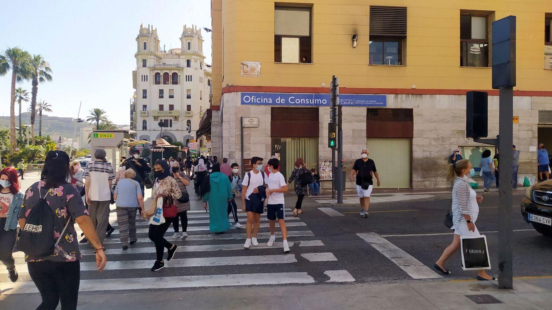 El 20% de los españoles cree que Ceuta y Melilla serán marroquíes dentro de 20 años