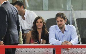 Pau Gasol rompe con Silvia López tras más de cinco años de relación