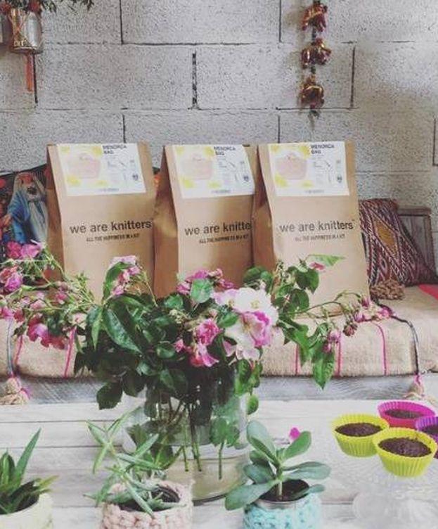 Foto: We are Knitters es la parroquia de las (los) amantes del tejer