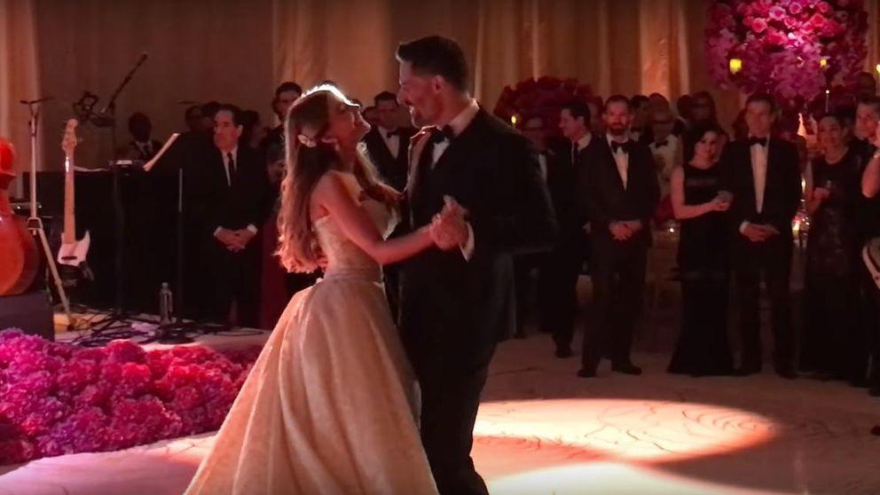 El primer baile como marido y mujer de Sofía Vergara y Joe Manganiello