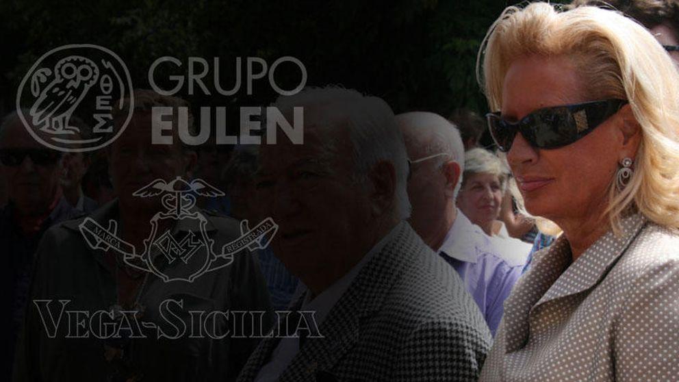 La marquesa viuda de Eulen: su vida post David Álvarez