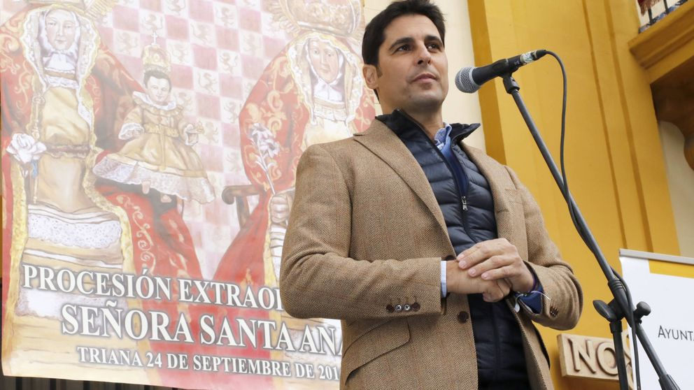 """Fran Rivera, conciliador con su hermano Julián: """"Todo tiene arreglo"""""""