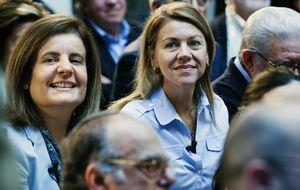 Báñez: Las pensiones subirán siempre y ningún Gobierno podrá congelarlas