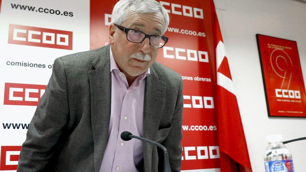 Toxo renuncia a un tercer mandato como secretario general de CCOO
