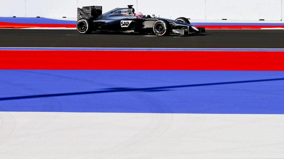 Sochi, donde le pueden sacar los colores a Nico Rosberg y, otra vez, a McLaren