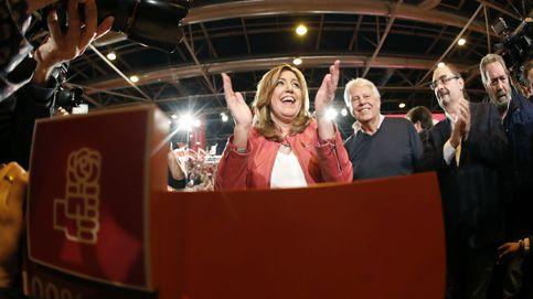 En directo: Susana Díaz presenta su candidatura a la secretaría general del PSOE