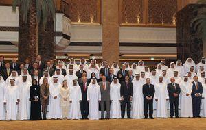 Los empresarios que acompañan al Rey en su viaje a los Emiratos