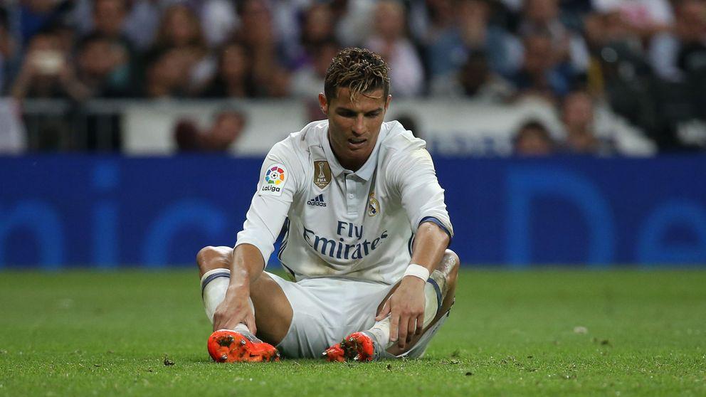 La capitulación de Cristiano Ronaldo: no se va del Real Madrid porque no puede