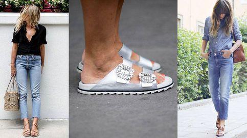 15 sandalias planas perfectas para empezar el verano con buen pie