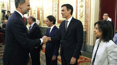 El Rey recibe a Sánchez por su reelección como jefe del PSOE antes que Rajoy