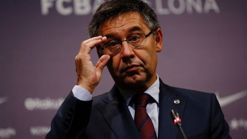 Bartomeu mete el bisturí para frenar el caos en los despachos del Barcelona