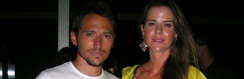 Amelia Bono y su familia, de vacaciones en Marbella