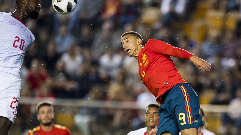 Rodrigo Moreno. (EFE)