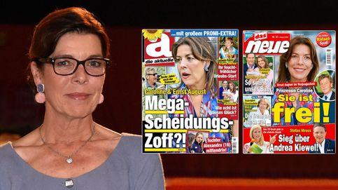 La prensa alemana se ceba con la princesa Carolina de Mónaco