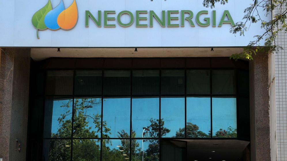 Foto: Logo de Neoenergia. (EFE)