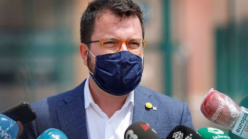 Aragonès pide que el Rey abdique y que PSOE-UP abra un debate sobre la monarquía