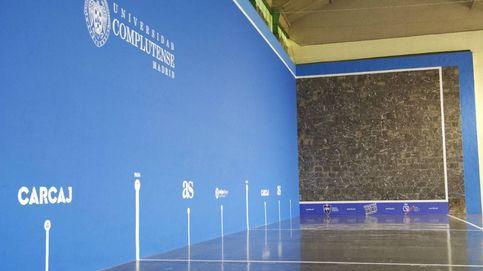 La Complutense viste de gala su frontón en la vuelta de la cesta punta a Madrid