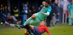 Post de Andre Gomes y los suplentes de cartón piedra que hacen sufrir al Barça