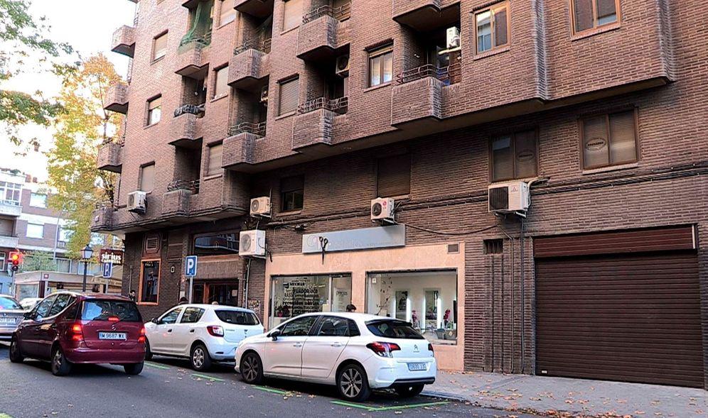 Foto: Se suicida tirándose de su piso una mujer que iba a ser desahuciada en Madrid. (EFE)