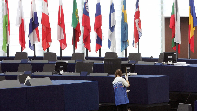 Foto: 65 diputados del Parlamento Europeo forman la comisión de investigación de los papeles de Panamá. (Reuters)