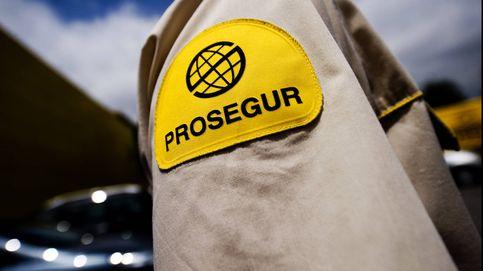 Prosegur sube con fuerza tras la compra de un 3,4% de su capital para autocartera