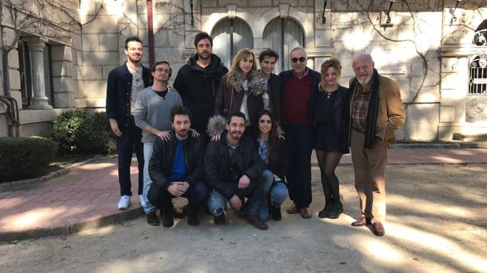 Foto: Varios de los protagonistas de 'El Internado' se reencuentran en Atreseries