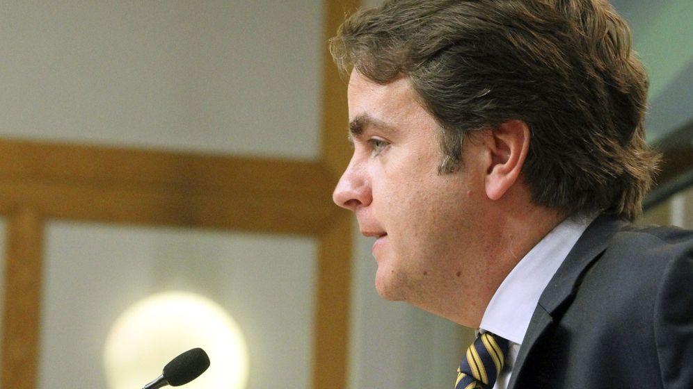 Foto: Roberto Bermúdez de Castro, nuevo secretario de Estado de Administraciones Territoriales (EFE)
