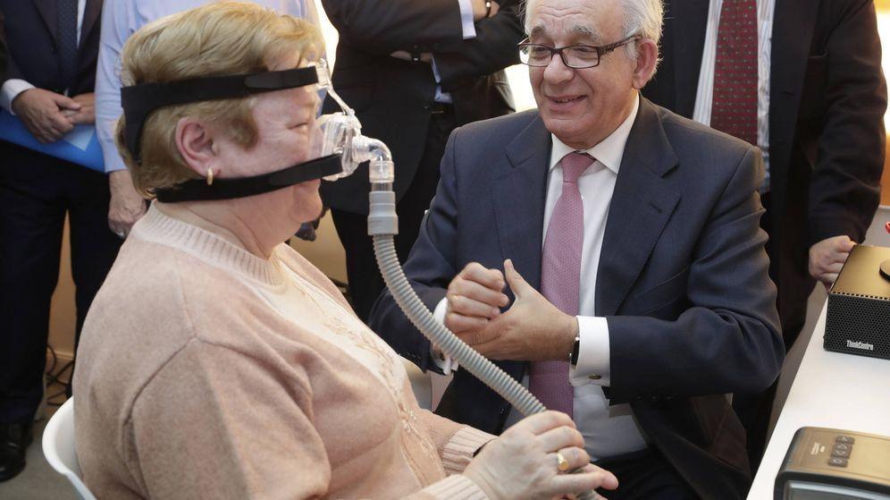 Foto: El consejero Jesús Sánchez Martos en un acto de su departamento.