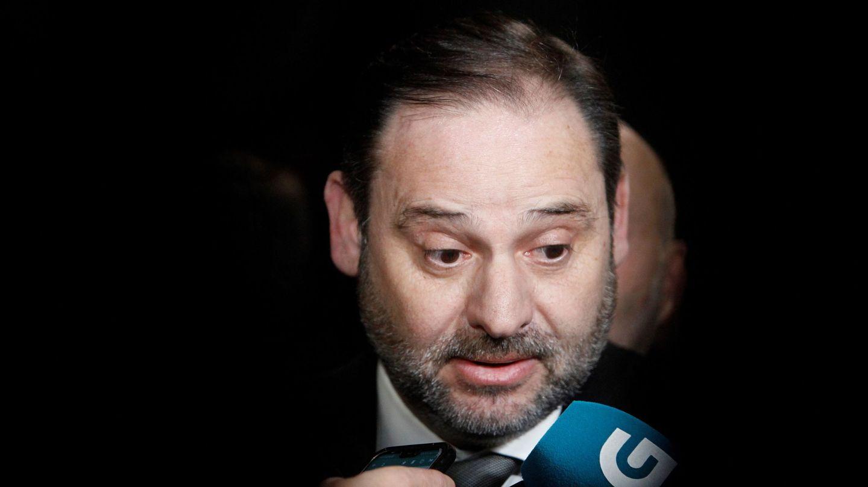 El ministro de Transportes, Movilidad y Agenda Urbana, José Luis Ábalos. (EFE)