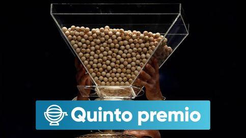 Cuarto quinto premio en el Teatro Real: el 29.031, agraciado con 6.000 euros al décimo