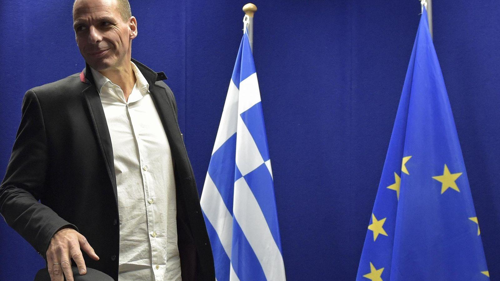 Foto: El ministro de Finanzas de Grecia, Yanis Varufakis. (Reuters)