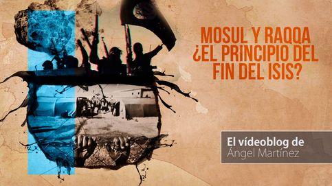 Videoblog: Tras la caída de Mosul y Raqqa, ¿estamos ante el fin del Estado Islámico?