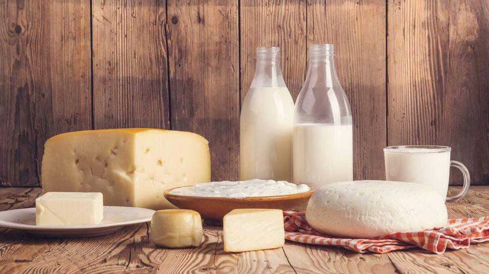 Foto: Un bodegón de lácteos. (iStock)