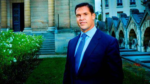 Luis Alfonso de Borbón, un 'príncipe' en la corte del polémico 'rey' Vargas