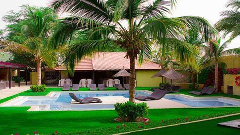 'Spa', rinoceronte, Lluís Llach y Messi: así es el hotel tapadera de Rosell en Senegal