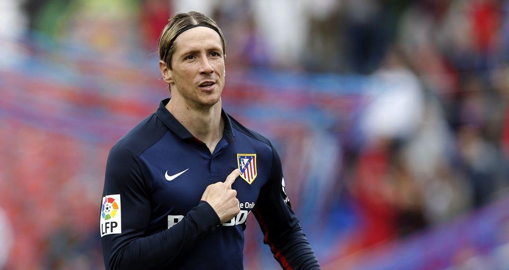 Foto: Fernando Torres prometió que lucharía por conseguir la renovación (EFE)