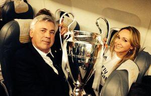 La familia Ancelotti celebra la Décima con dos bodas