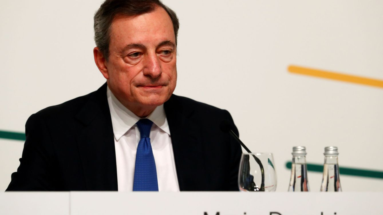 Foto: Mario Draghi, presidente del Banco Central Europeo. (Reuters)
