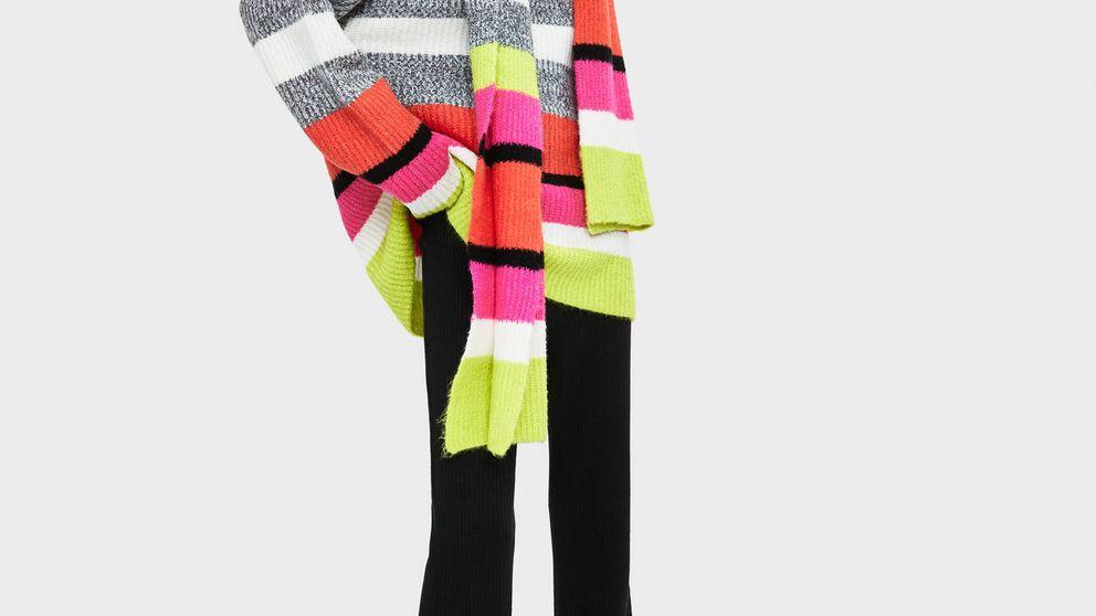 Los cuatro jerséis originales de Bershka que querrás tener si te gusta el color