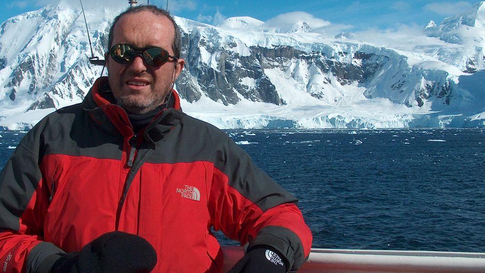 El español que más sabe de la Antártida