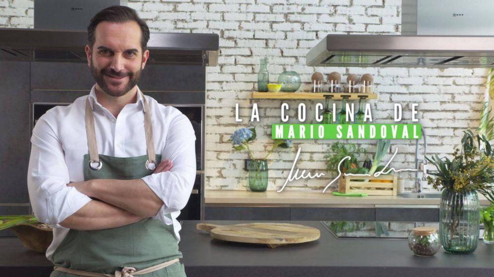 Foto: 'La cocina de Mario Sandoval' llega a 'El programa de Ana Rosa'. (Mediaset)